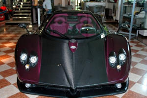 Report: Pagani Calls it Quits on the Zonda F Roadster