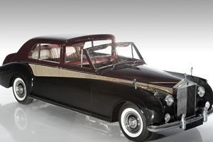 Fabulous 1962 Rolls-Royce Phantom V Sedanca De Ville by James Young, Ltd.