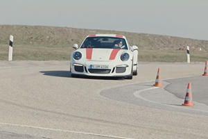 Porsche Walks You Through Taking The Perfect Driving Line