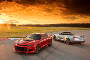 2017 Chevrolet Camaro ZL1 First Look Review: The Answer To The Mustang GT350's Battle Cry