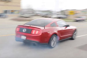 Owning A Mustang Increases A Driver's Propensity To Crash In Countless Ways
