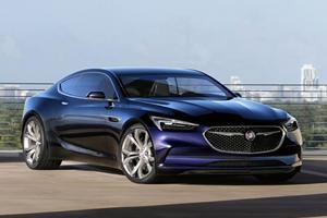 Buick Won't Build The Avista Because China