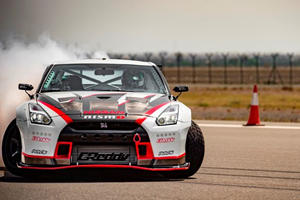 The Nissan GT-R Nismo Is Now The Fastest Drift Car Ever