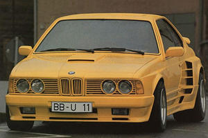 What Happened To Uday Hussein's Crazy Gemballa-Tuned BMW 635CSi?