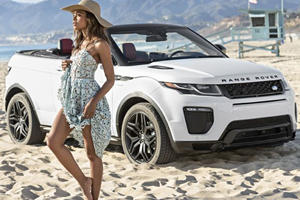 2017 Range Rover Evoque Convertible First Look Review: It's Better Than You Think