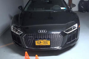 A 19-Year-Old Call Of Duty YouTuber Just Bought The First Audi R8 V10 Plus In The US