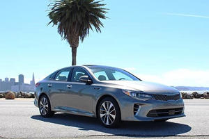 2016 Kia Optima SXL Review: Here's Why $36,000 For A Kia Isn't Crazy