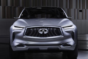 Infiniti's New QX Sport Inspiration Concept Looks Shockingly Awesome