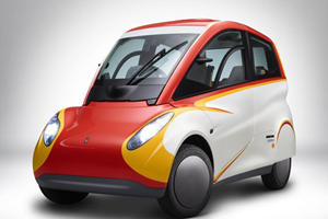 The Guy Who Designed The McLaren F1 Teamed Up With Shell To Build This