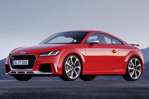 New Audi TTS RS Coupe And Roadster Have Arrived With 400 HP Of Madness