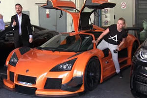 21-Year-Old Casually Dominates The Streets Of Monaco In A Gumpert Apollo S