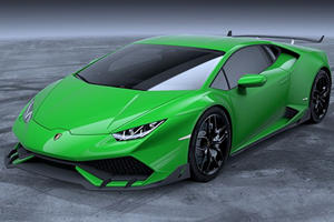 Exclusive: Lamborghini Is Rolling Out An Aggressive New Body Kit For The Huracan