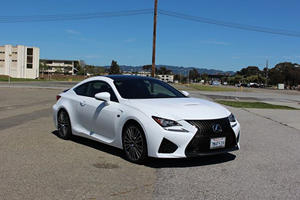 2016 Lexus RC-F Review: This Is Why Everyone Is Wrong About Lexus