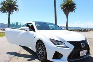 10 Things I Learned After A Week With The Lexus RC-F