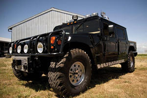 The Last Car Tupac Ever Bought Was A Hummer, And Now It's Up For Sale