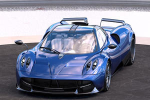 The Pagani Huayra Pearl Is The Latest Masterpiece With A Touch Of Zonda R
