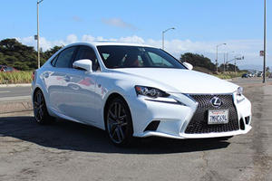 2016 Lexus IS350 F Sport Review: The Perfect Car Can Still Be Boring