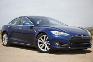 5 Things We Learned About The Future From Driving The Tesla Model S