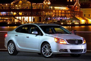 Say Goodbye To The Buick Verano, Hello To More Crossovers