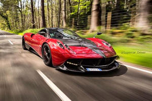 The Tempesta Package Adds $160,000 Of Track-Focused Madness To The Pagani Huayra