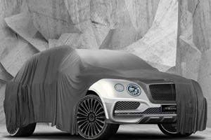 Mansory Is Working On Something Special For The Bentley Bentayga