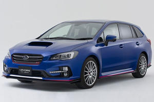Subaru Is Reviving The STI Wagon But Not For America