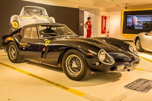 You Can Now Tour The Ferrari Museum For Free