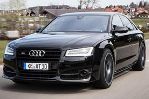 ABT Gives The Audi S8 Plus More Power Than An Ferrari 488