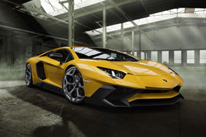The 775-HP Novitec Lamborghini Aventador SV Is The Epitome of Excess