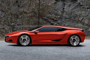 Here Are All 5 Of BMW's Beautiful Hommage Concepts