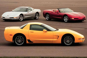 These 5 Cars Offer Big V8 Power All For Less Than $10,000