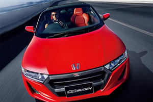 Mugen Makes A Ricer Out Of The Honda S660 Sports Car