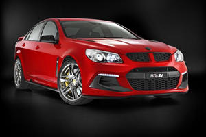 HSV Special Editions Wave Goodbye To The Naturally-Aspirated V8