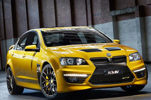 Holden Tuner HSV May Turn Its Sights To...Buicks?!