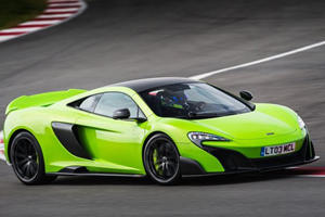 McLaren Is Working On Something Naughty But It's Not For Everyone