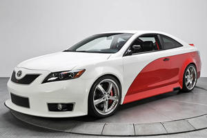 Will This $160,000 NASCAR-Inspired Toyota Camry Finally Find A Buyer?