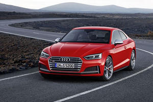 It Took Forever But Audi Has Finally Revealed The All-New A5 And S5