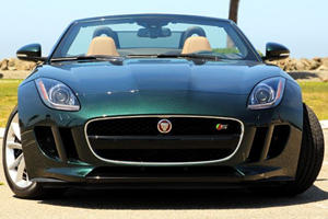5 Things You Need To Do Behind The Wheel Of The F-Type S Convertible