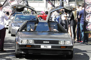 Great Scott! The DeLorean DMC-12 Is Faster Than Ever!