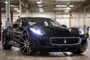 The Supercharged V8-Powered VLF Destino Is What The Fisker Karma Should Have Been
