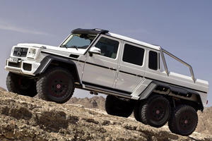 These Are The Things Most People Don't Know About The Mercedes-AMG G63 6x6