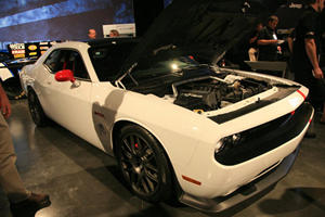 SEMA 2011: Dodge Challenger ACR is What Awesome Looks Like