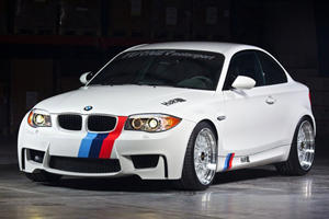 SEMA 2011: BMW 1M Coupe by H&R