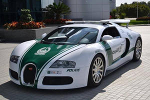 Dubai Police Finally (Maybe) Put Their Supercars To The Test, Bust 81 Cars For Street Racing