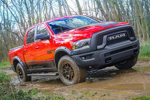 Mopar's Loading Up The Extras On The New Ram Rebel But Missed One Important Thing