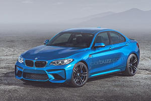 BMW Is Building An M2 Gran Coupe And This Is How We Think It Will Look