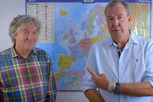 Jeremy Clarkson And James May Think The Brexit Will Screw Over Their New Show