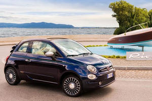 Fiat Teams With A Luxury Yacht Builder To Bring Us The Most Luxurious 500 Ever
