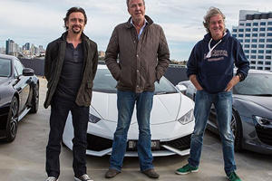 Why Did Clarkson, Hammond, And May Go With This Logo For 'The Grand Tour?'