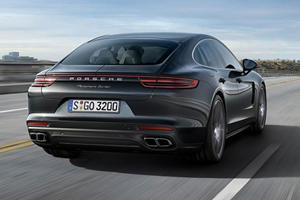 2017 Porsche Panamera First Look Review: The Ultimate Luxury Sedan
